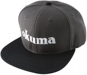 Кепка Okuma Flat Peaked PA01C012B