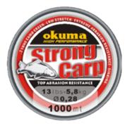 Леска Okuma Strong Carp 1000m 0.30
