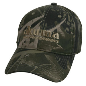 Кепка Okuma Full Back Camouflage Hat PA01C006G