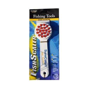 Рыбочистка SureCatch Fish Scaler