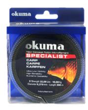 Леска Okuma Carp 300m 0.34