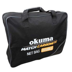 Сумка Okuma Match Carbonite Net Bag Double (60x48x20cm)