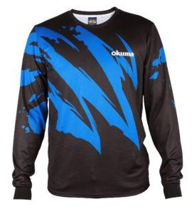 Футболка Okuma motif tournament jersey PA01T030BXXL