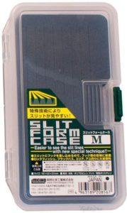 Коробка MEIHO SLIT FORM CASE M 161×91×31mm