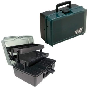 Ящик MEIHO VS-7020 LURE BOX BK 310 × 214 × 132 мм
