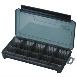 Коробка MEIHO VS-820ND S.BK 233 × 127 × 34 мм