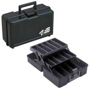 Ящик MEIHO VS-7010 LURE BOX BK 284 × 180 × 112 мм
