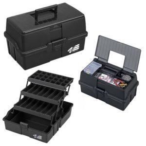 Ящик MEIHO VS-7040 3000N GRY 390 × 220 × 220 мм
