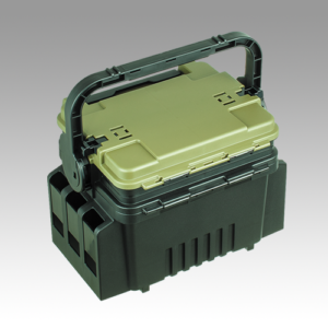 Ящик MEIHO VS-7055N GREEN 313 × 233 × 231 mm