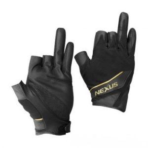 Перчатки Shimano Nexus - GL-123R BK 2XL